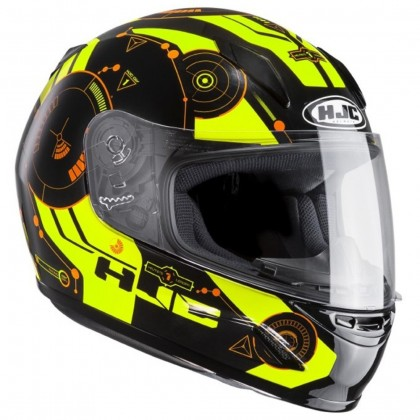 Casque HJC CL-Y Simitic Junior-Femme