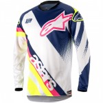 Maillot Alpinetstars Racer 2018 Supermatic Enfant