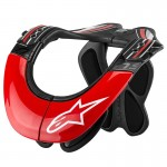 Protection cervicale Alpinestars BNS Tech Carbon