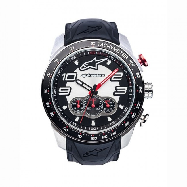 Montre Alpinestars Tech Watch Chrono Steel