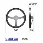 Volant Sparco R368