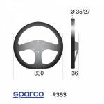 Volant Sparco R353
