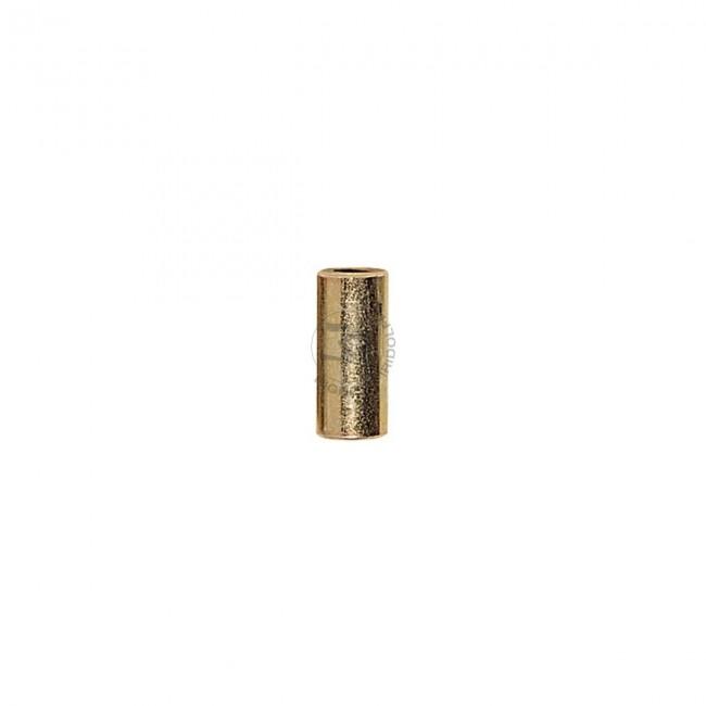ECROU CYLINDRIQUE M8 DIAM.13mm, h.30mm EN ACIER