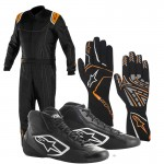 Pack Alpinestars Light KARTING ENFANTS