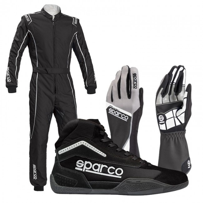 Pack Sparco Light KARTING ENFANTS