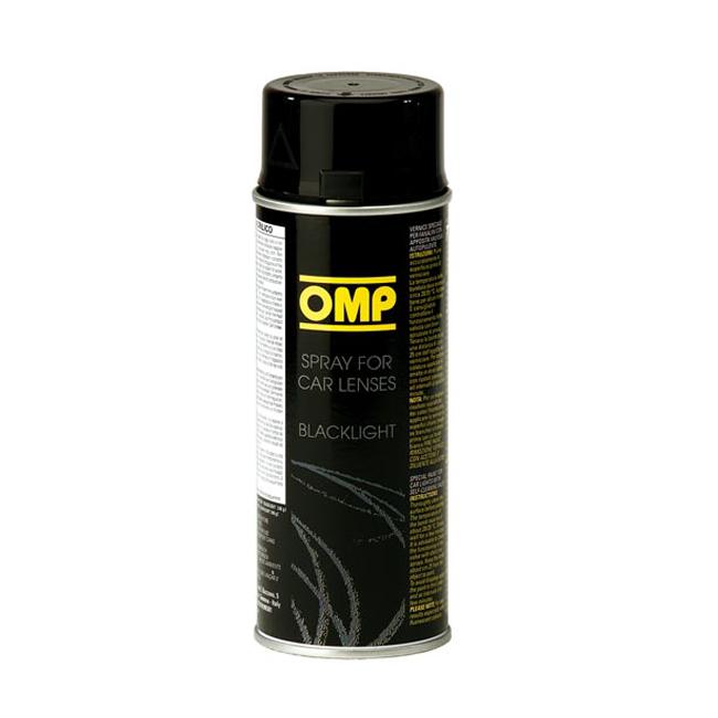 Vernis pour feux noir OMP 400ml