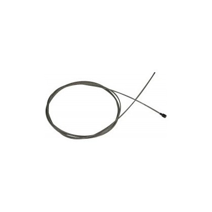 Cable d'accélérateur inox