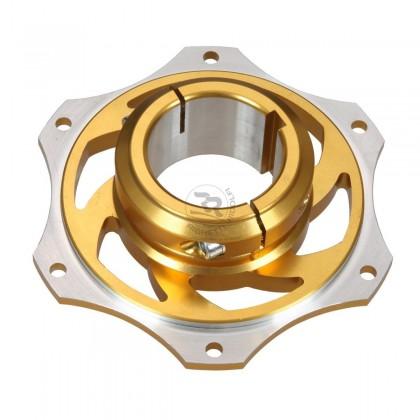 Porte couronne Alu anodisé D50 mm