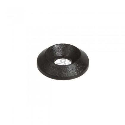 Rondelle évasée PVC 17mm-M6 (lot de 10)