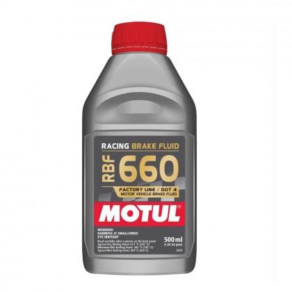 Liquide de Frein DOT 4 Motul RBF 660