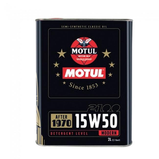 Huile Moteur Motul Classic 15W50 2L