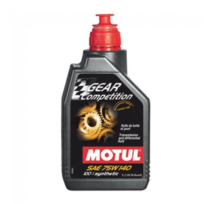 Huile boite transmission Motul 300 Compétition - 75W140