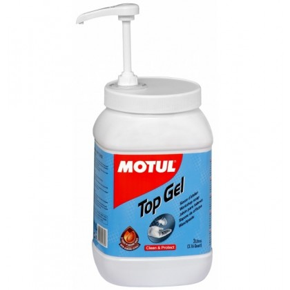 Top gel savon Motul 3L - Micro Billes