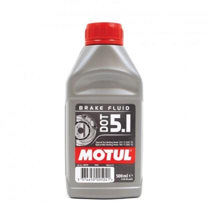 Liquide de frein Motul Dot 5.1 - 500ml